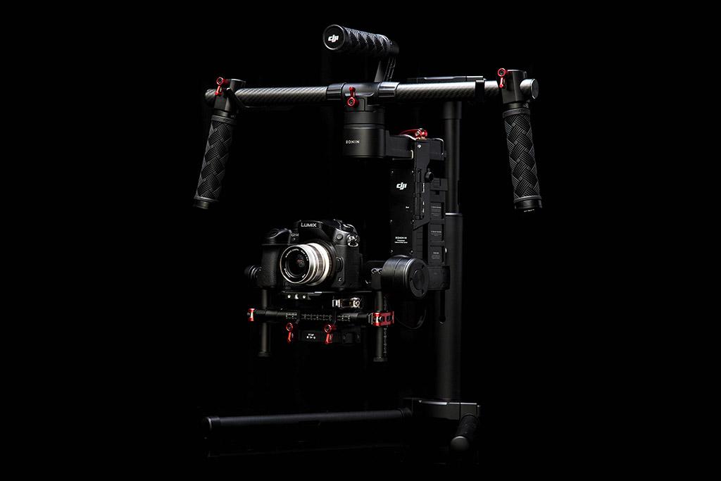 Filmare profesionala cu stabilizator de imagine